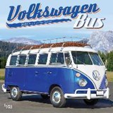 Volkswagen Bus 2020 Square Wall Calendar | Inc Browntrout Publishers | 9781975412227