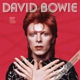 David Bowie Kalender 2021 | auteur onbekend | 9781975418564