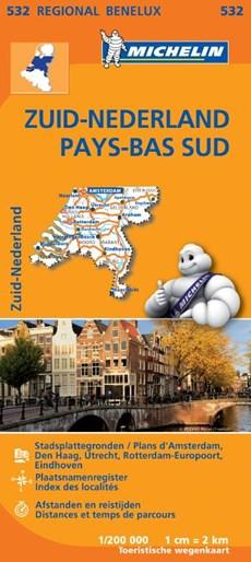 532 Zuid-Nederland - Pays-Bas Sud