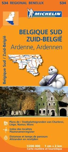 534 Belgique Sud, Ardenne - Zuid-België, Ardennen