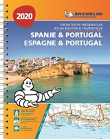 *ATLAS MICHELIN SPANJE & PORTUGAL 2020 | auteur onbekend | 9782067242678