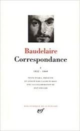 Baudelaire Correspondance 1 | Baudelaire, C | 9782070107827