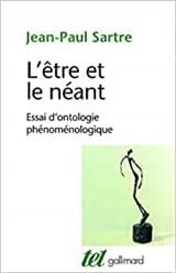 Etre Et Le Neant | Jean-Paul Sartre |