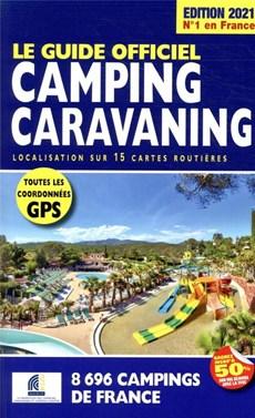 Camping caravaning 2021 Frankrijk - Le guide officiel - campinggids Frankrijk FFCC