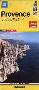 Libris Wanderkarte 14 Provence 1 : 60 000 | auteur onbekend | 9782723491679