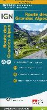 Route des grandes Alpes | auteur onbekend | 9782758540939