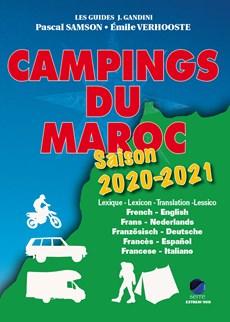 Camping du Maroc 2020-2021 - campinggids Marokko