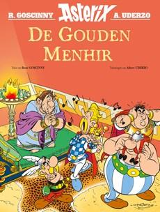 Asterix verhalen 04. de gouden menhir (met gratis hoorspel download)