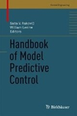 Handbook of Model Predictive Control | Sasa V. Rakovic ; William S. Levine |