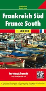 F&B Frankrijk-Zuid | auteur onbekend | 9783707905816