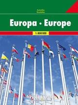 Europa Autoatlas 1:800.000 | auteur onbekend |