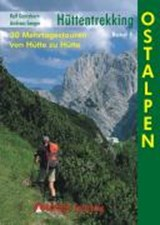 Hüttentrekking Band 1: Ostalpen - wandelgids Oostalpen van hut naar hut | unknown | 9783763330072