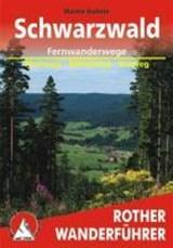 Schwarzwald Ferwanderwege | Martin Kuhnle | 9783763343980