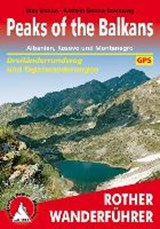 Peaks of the Balkans | Bosse, Max ; Bosse-Steinweg, Kathrin | 9783763344918