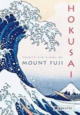 Hokusai: thirty-six views of mount fuji | Amelie Balcou | 9783791386072