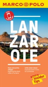 Lanzarote Marco Polo Pocket Travel Guide - with pull out map | Marco Polo |