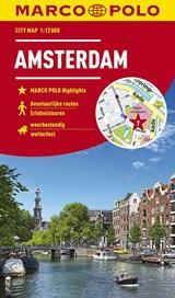 MARCO POLO Cityplan Amsterdam 1:12 000 | auteur onbekend |
