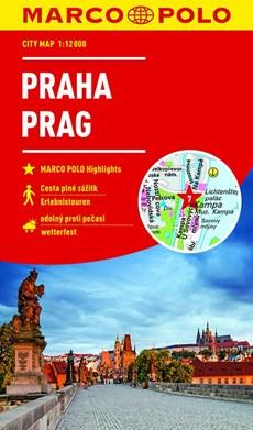 MARCO POLO Cityplan Prag 1:12 000