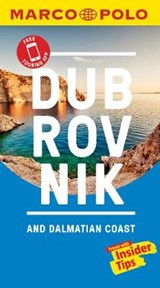 Dubrovnik & Dalmatian Coast Marco Polo Pocket Travel Guide - with pull out map | Marco Polo |