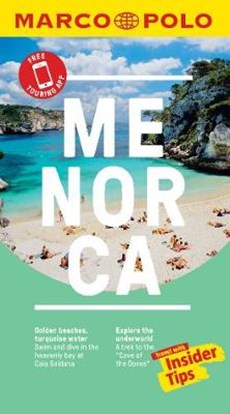 Menorca Marco Polo Pocket Travel Guide - with pull out map