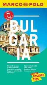 Bulgaria Marco Polo Pocket Travel Guide - with pull out map | Marco Polo |