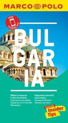Bulgaria Marco Polo Pocket Travel Guide - with pull out map