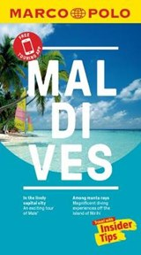 Maldives Marco Polo Pocket Travel Guide - with pull out map | Marco Polo |