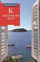 Kroatische Kust Baedeker   auteur onbekend   9783829759625
