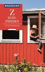 Zuid-Zweden / Stockholm Baedeker   auteur onbekend   9783829759670