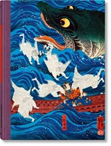 Taschen xxl Japanese woodblock prints (1680-1938) | Andreas Marks |