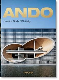 Taschen 40 Ando. complete works 1975-today
