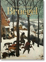 Taschen 40 Bruegel the complete paintings | J Muller |