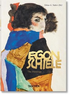 Taschen 40 Egon schiele. the paintings