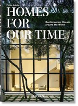 Taschen 40 Homes for our time | Philip Jodidio | 9783836581912