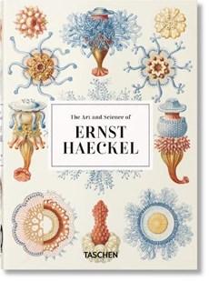 Taschen 40 Art and science of ernest haeckel