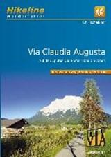 Hikeline Wanderführer Via Claudia Augusta | Esterbauer Verlag | 9783850007191