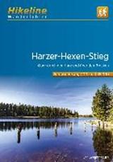Hikeline Fernwanderweg Harzer-Hexen-Stieg | Esterbauer Verlag | 9783850007481