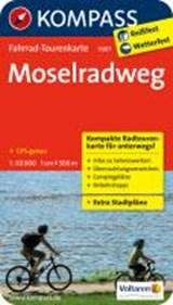 Kompass FTK7007 Moselradweg | auteur onbekend | 9783850267762
