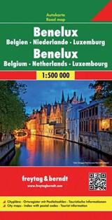 F&B Benelux-België, Nederland, Luxemburg | auteur onbekend | 9783850842808