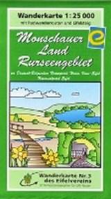 Monschauer Land - Rurseengebiet 1 : 25 000 | auteur onbekend |