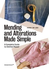 Mending and alterations made simple | leo de anna |
