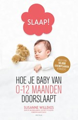 Slaap! | Susanne Willekes | 9789000356089