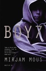 Boy 7 | Mirjam Mous | 9789000364701