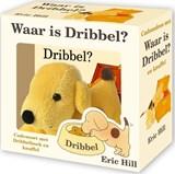 Cadeaudoos met Waar is Dribbel en knuffel | Eric Hill |
