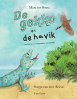 De gekko en de havik | Marc ter Horst | 9789000376278