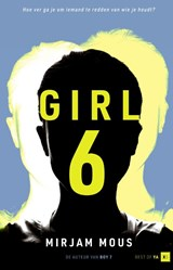 Girl 6 | Mirjam Mous | 9789000376520