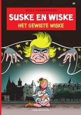 Suske en wiske 353. het gewiste wiske   Willy Vandersteen   9789002268755