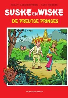 Suske en wiske door 04. de preutse prinses