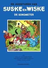 Suske en wiske - blauwe reeks 09. de sonometer | Willy Vandersteen |