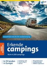 ANWB Erkende Campings 2020 - campinggids Europa | auteur onbekend |